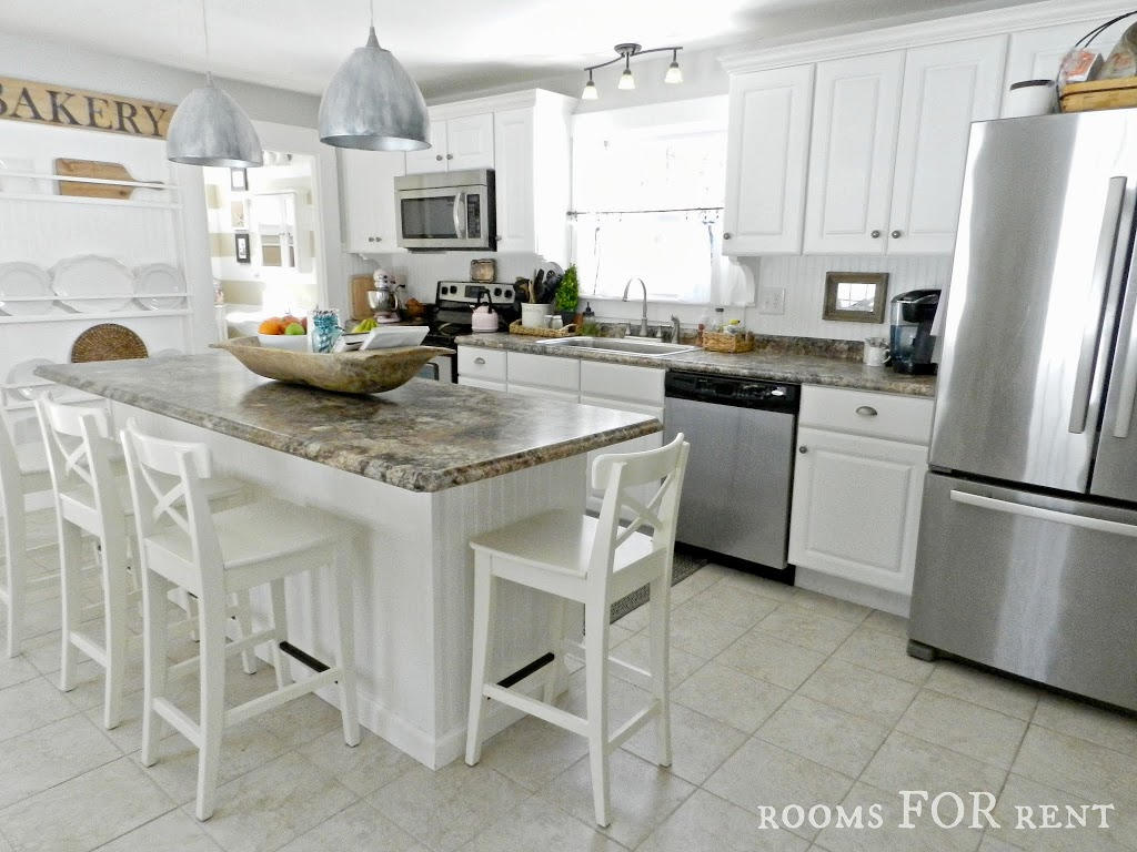 New Paint Color In The Kitchen New Wall Decor Rooms For Rent Blog