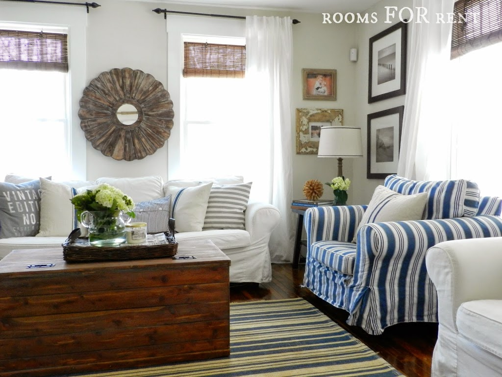 Paint Colors in Our House - Rooms For Rent blog