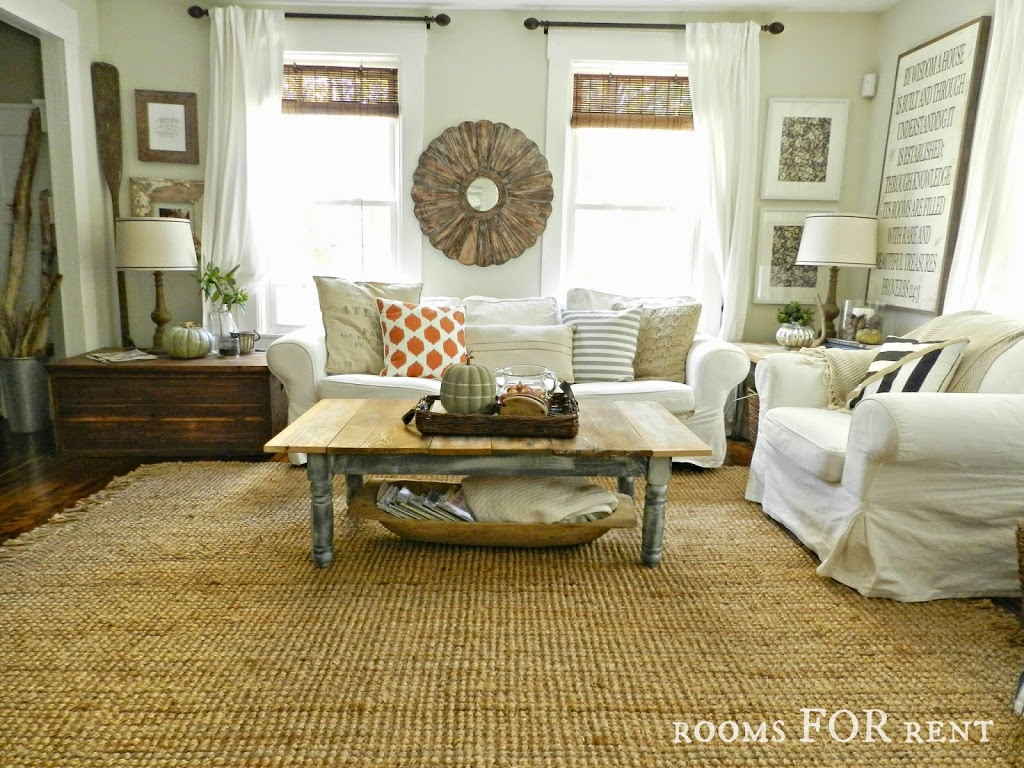 New rug in the living room rooms for rent blog - Carpets for living room online india ...