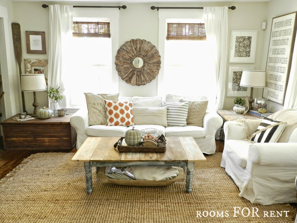 New rug in the living room rooms for rent blog for Living room area rugs
