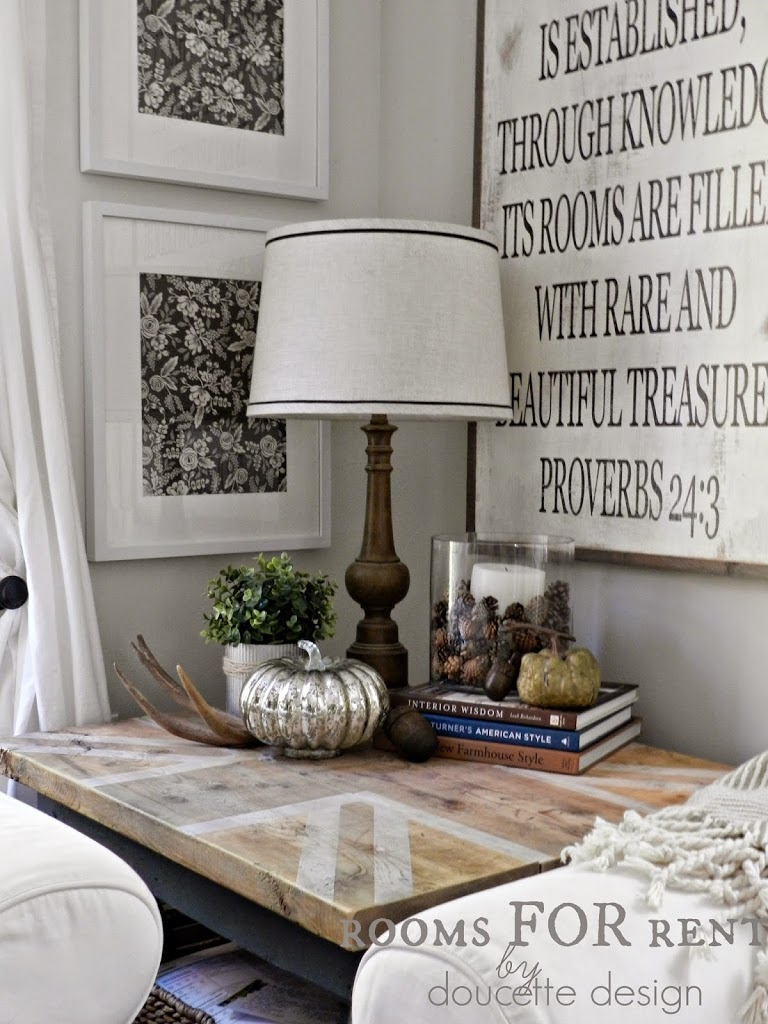 Fall Home Tour 2014 Rooms For Rent Blog