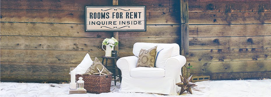 """How I came up with Naming my blog """"Rooms For Rent"""""""