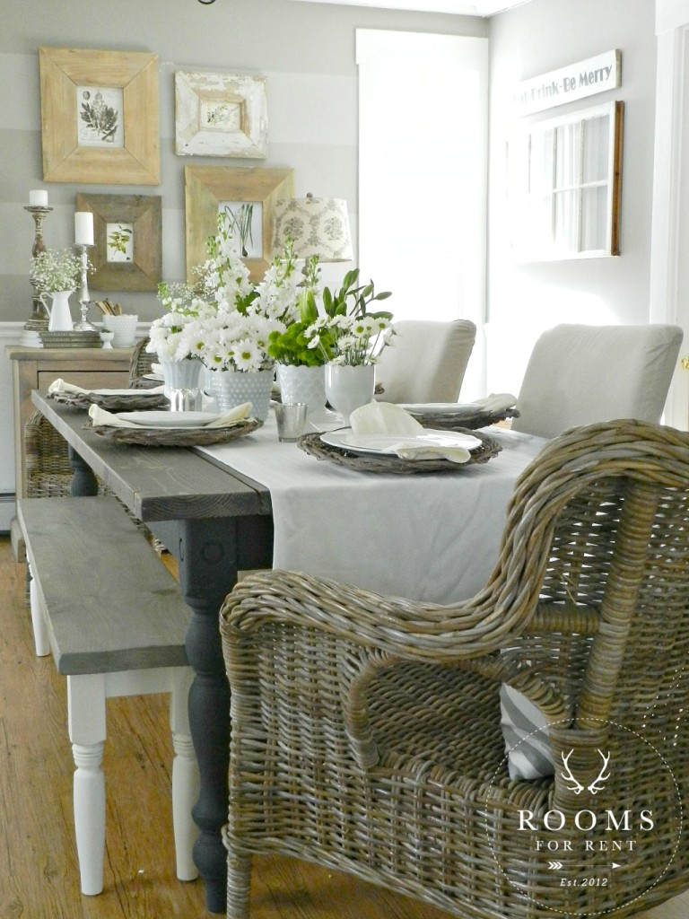 Spring Dining Room 2015 Rooms For Rent Blog