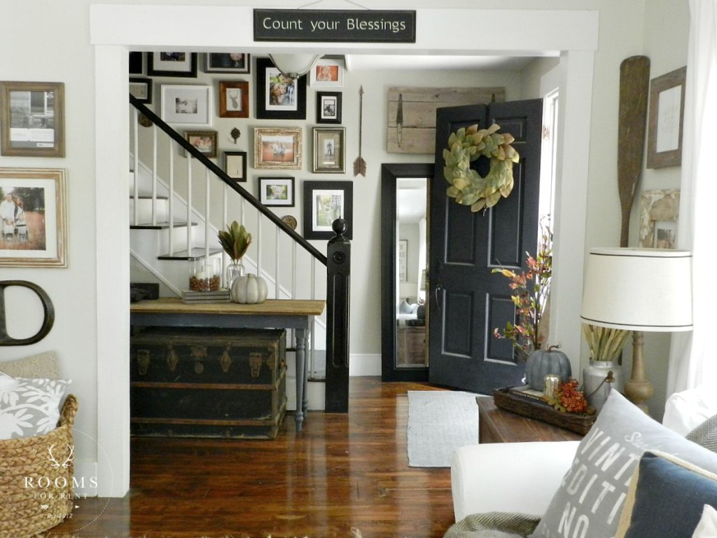 fall into home tour rooms for rent blog. Black Bedroom Furniture Sets. Home Design Ideas