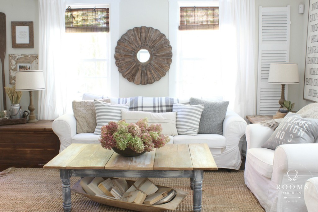 Fall Vignettes - Seasons of Home '15 | Rooms FOR Rent Blog