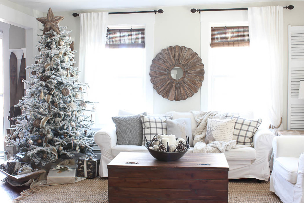 Christmas Home Tour | Holiday Housewalk 2015 | Rooms FOR Rent Blog