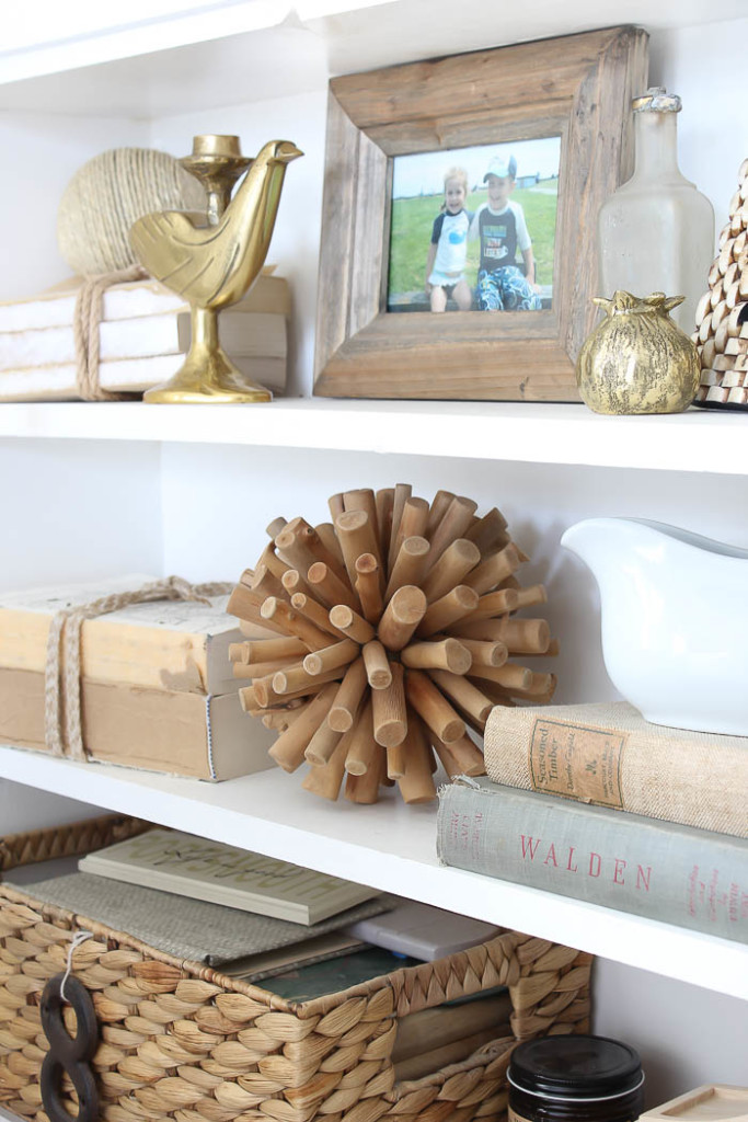 Styling Built-Ins or Bookcases | Rooms FOR Rent Blog