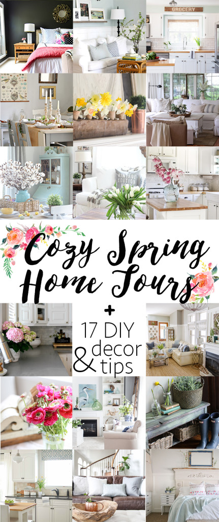 Cozy-Spring-Home-Tours-Collage