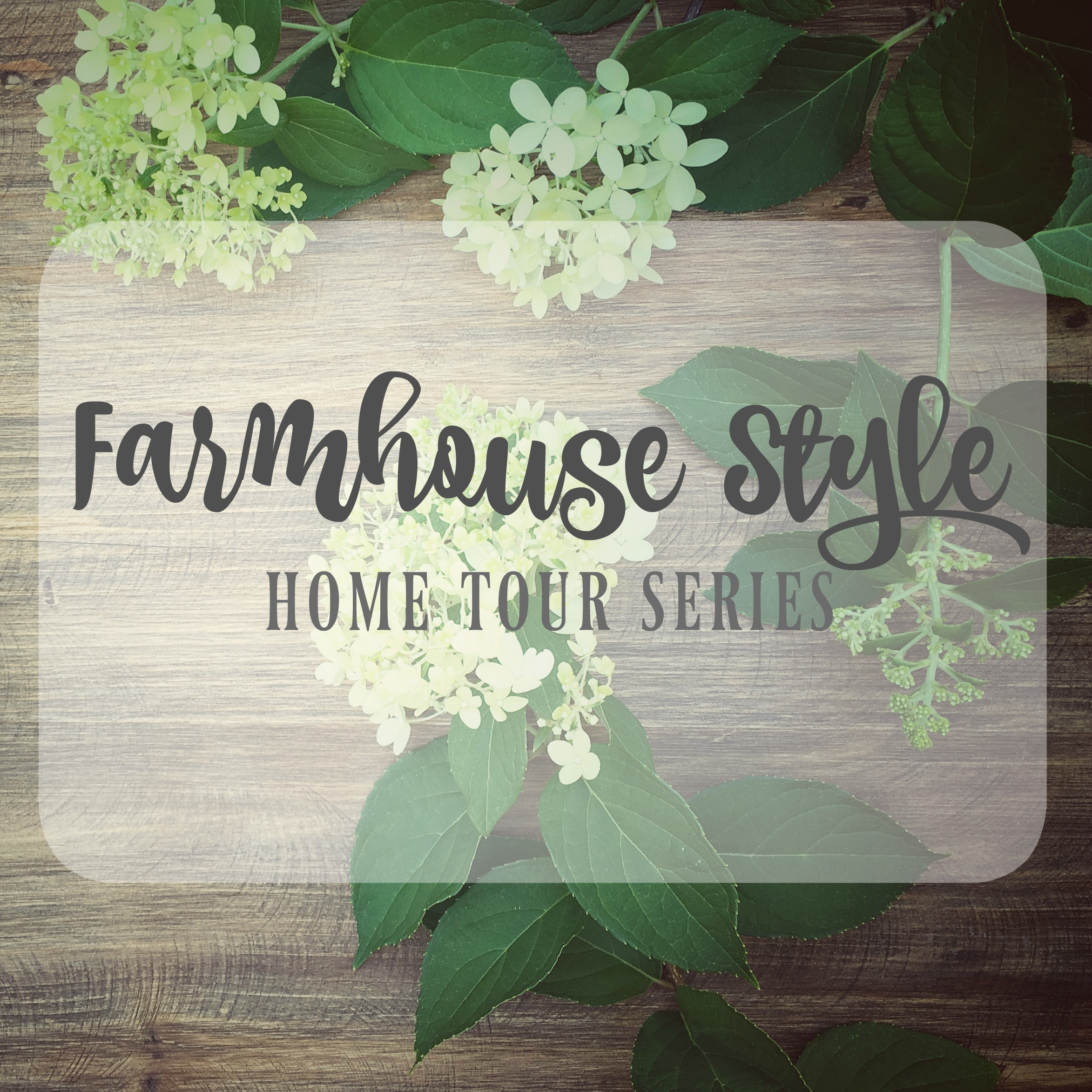 Farmhouse Tour Friday {Special Edition}