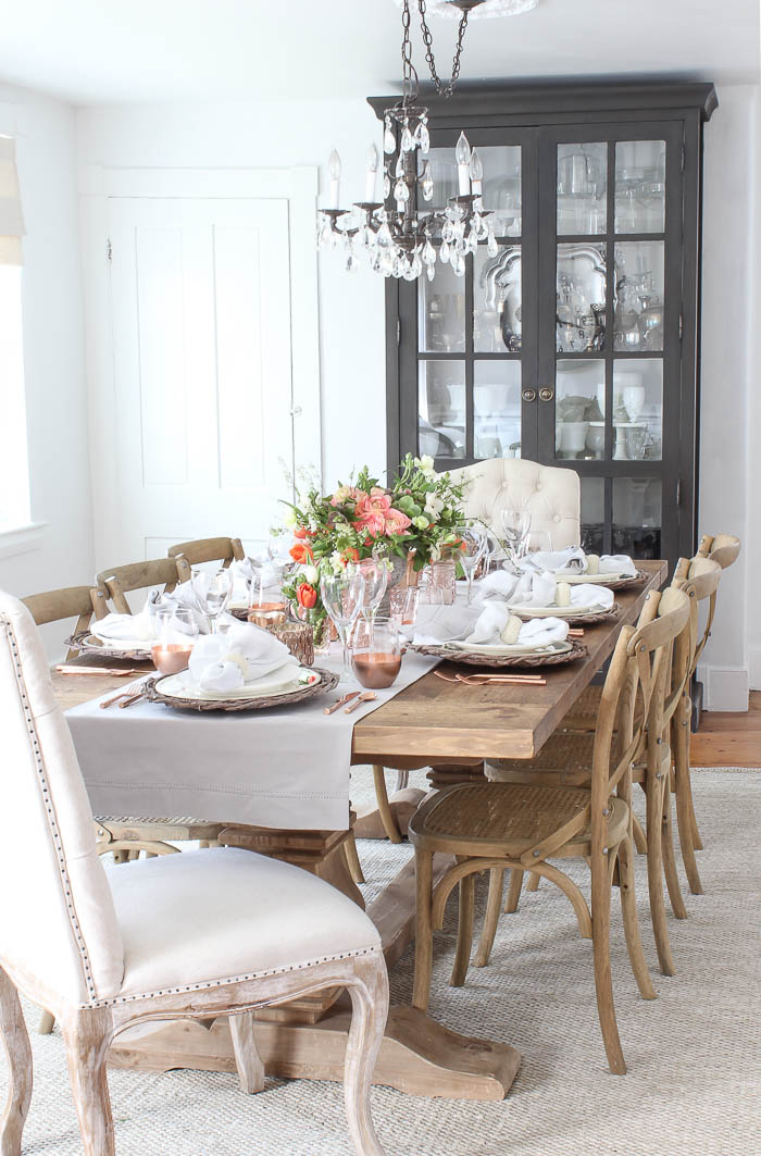 A Mother's Day Tablescape