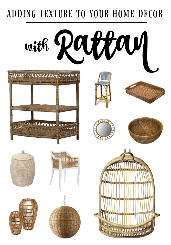 Room For Rent Design: Incorporating Rattan In Your Home Decor