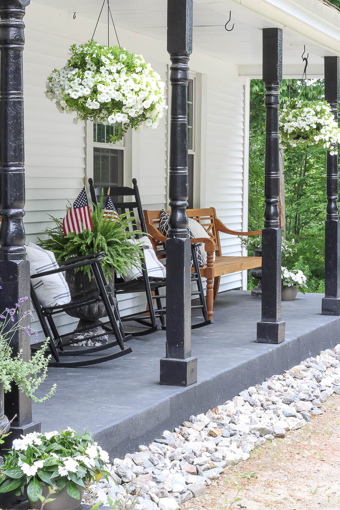 Spring Curb Appeal | Refresh your Front Porch
