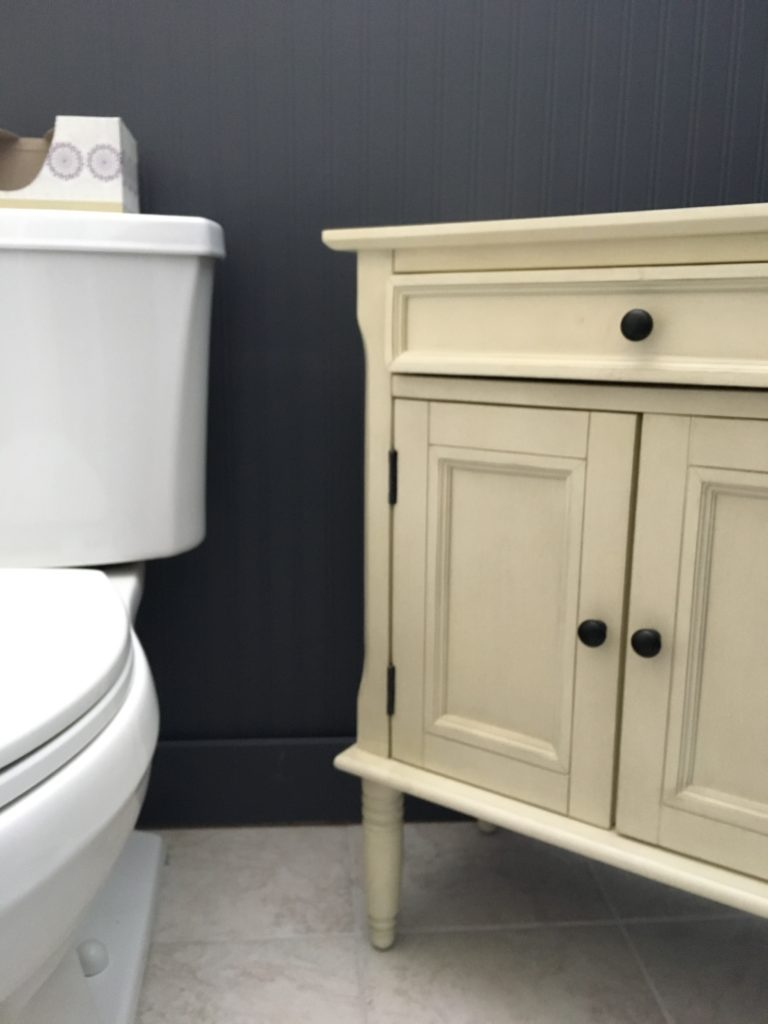 DIY Chalk painted Cabinet | Rooms FOR Rent Blog
