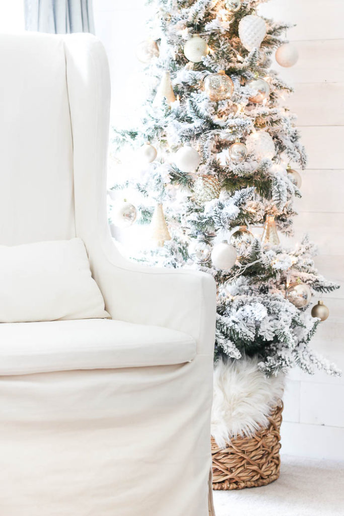 New Slim Flocked Tree & Cyber Monday Deals! - Rooms For ...