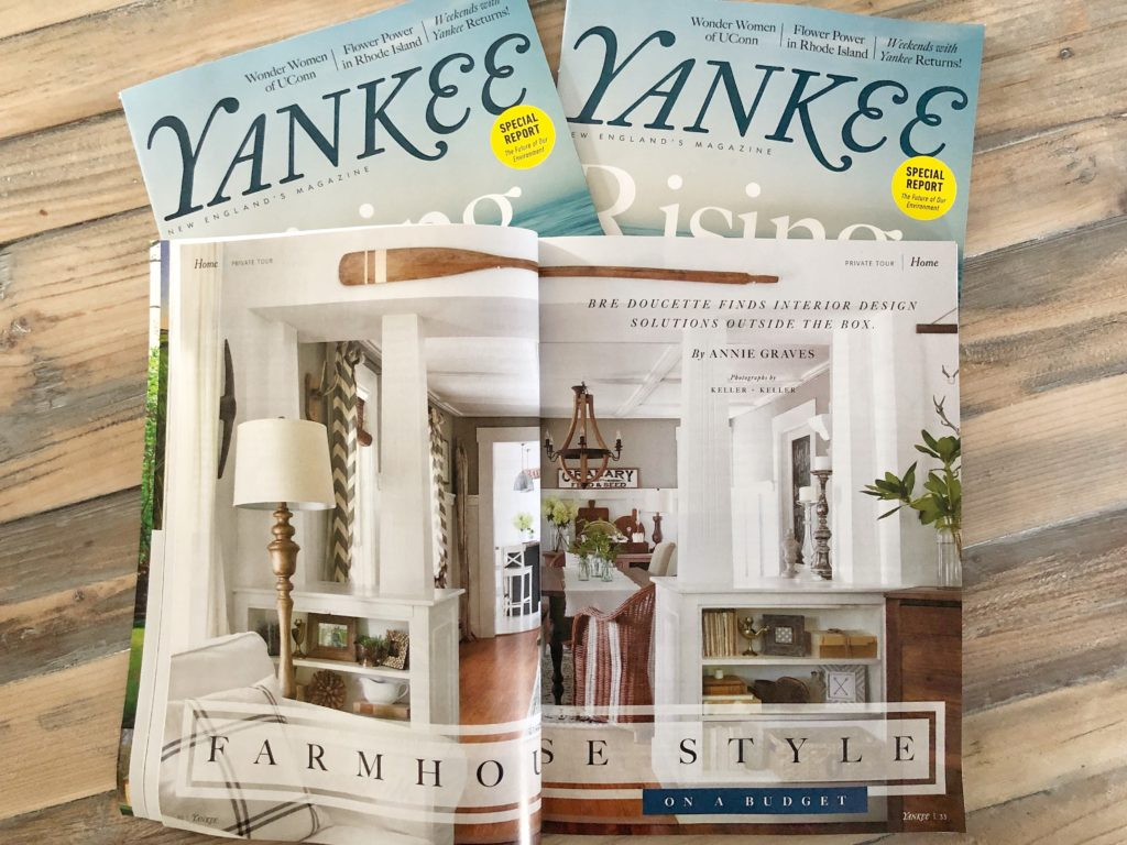 We are featured in Yankee Magazine | Rooms FOR Rent Blog