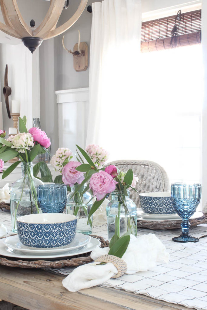 Spring Tablescape {2018} | Rooms FOR Rent Blog