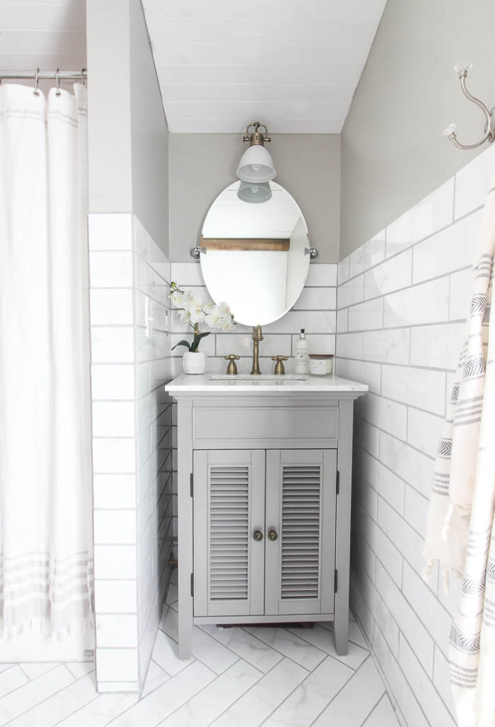 Master Bathroom Reveal | Rooms FOR Rent Blog