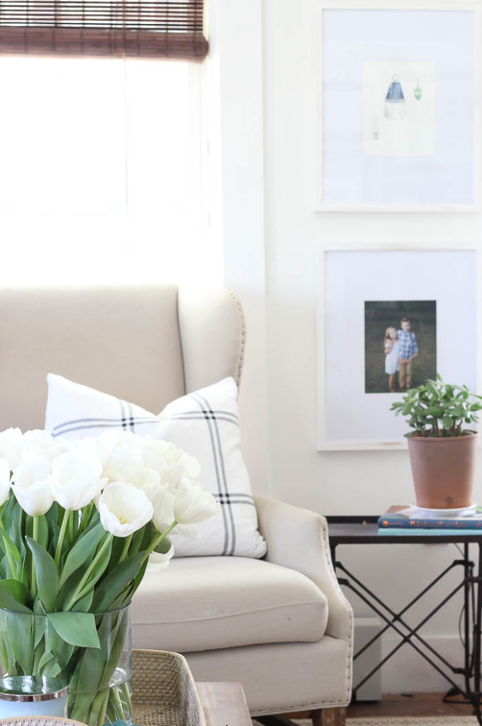 Late Spring around our Living Room | Rooms FOR Rent Blog