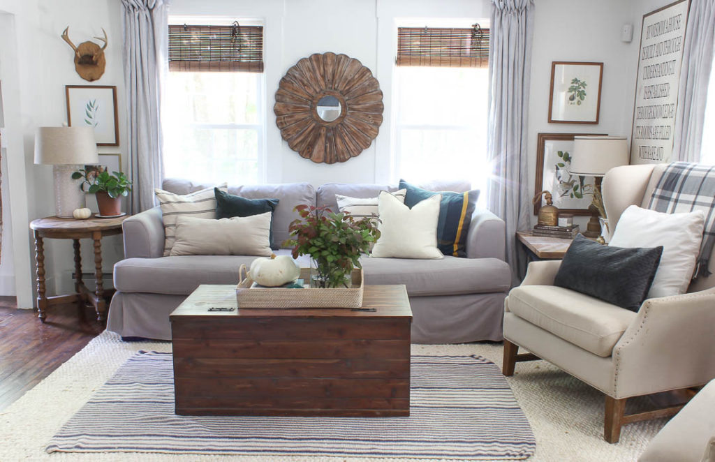 Fall Home Tour {2018} | Rooms for Rent Blog