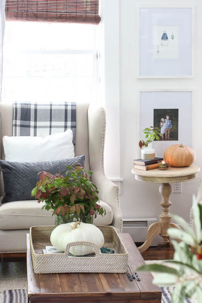 Fall Decor Round-Up | 2018