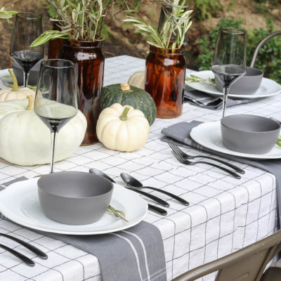 Fall Tablescape | Seasons of Home series
