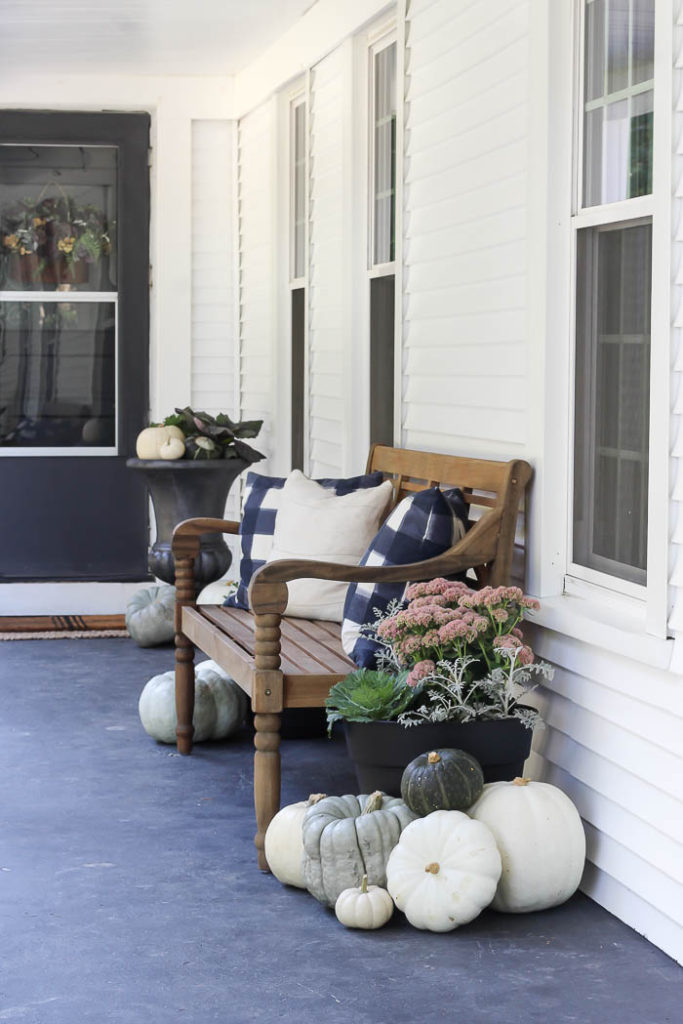 Fall Porch {2018} | Rooms for Rent Blog