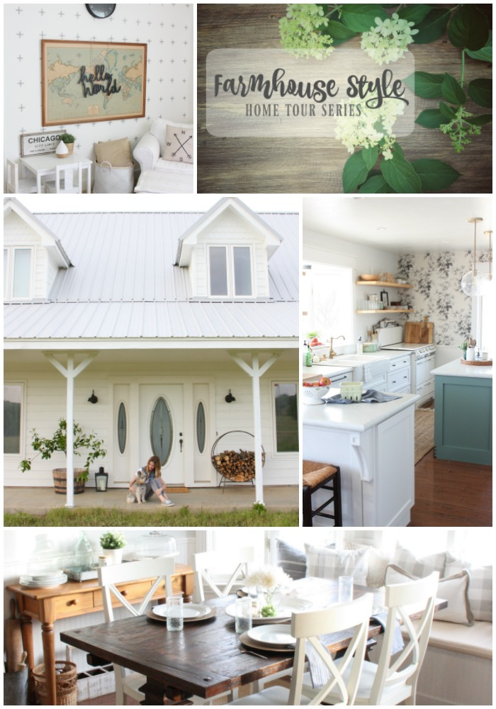 Farmhouse Home Tour Friday {vol.15} | Rooms FOR Rent Blog