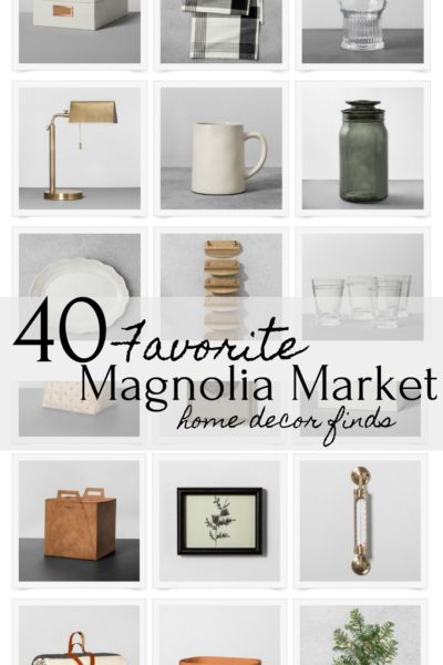 40 Favorite Magnolia Market Finds