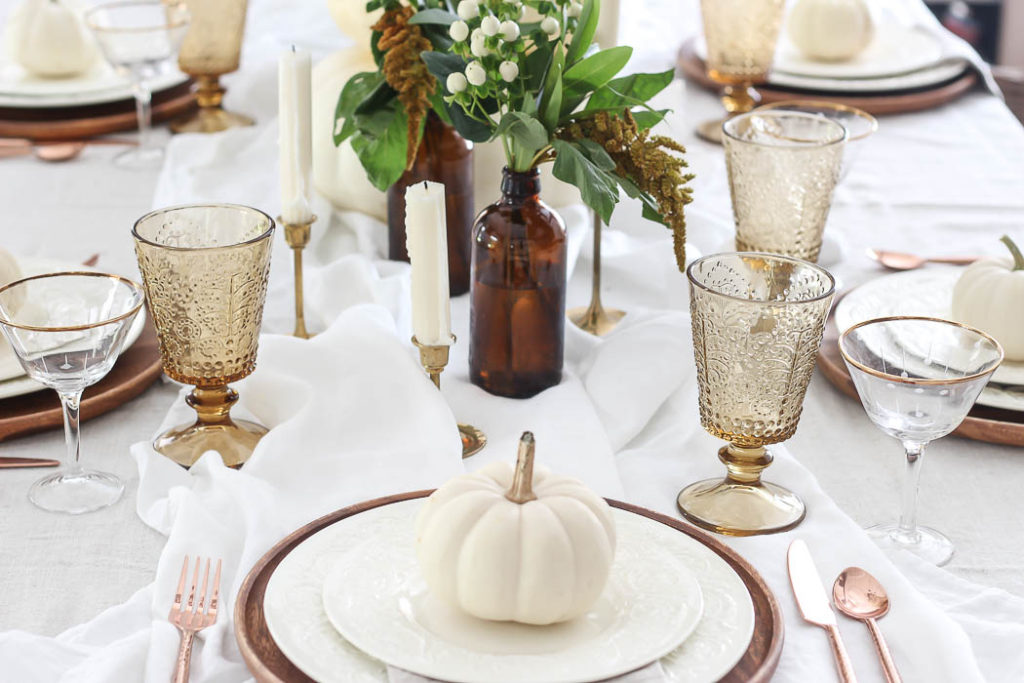 Thanksgiving Tablescape 2018 | Rooms FOR Rent Blog