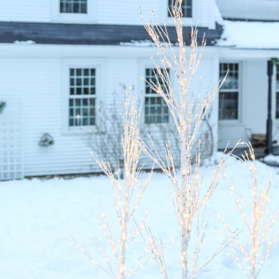Cozy Christmas Wonderland with Balsam Hill