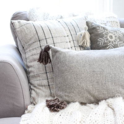 Cozy Throw Pillows & a GIVEAWAY!!