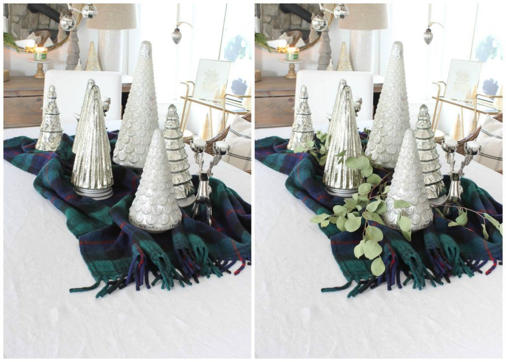 Eclectic Christmas Tablescape Tutorial | Rooms FOR Rent Blog