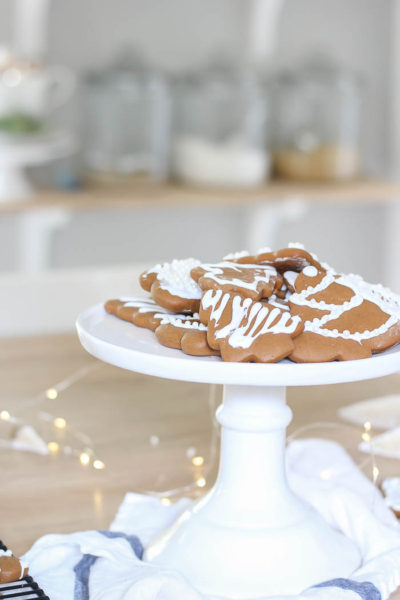 The Softest Gingerbread Cookies