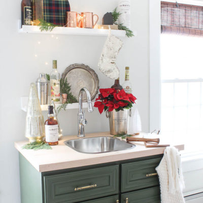 How to Create a Wet Bar