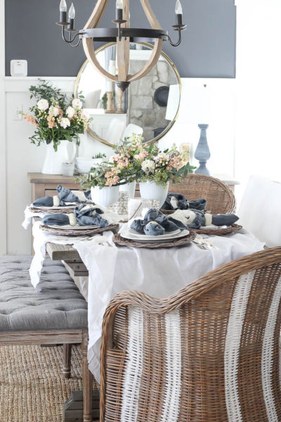 Easter Tablescape | 2019