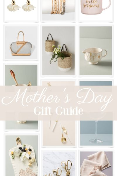 Mother's Day Gift Guide | 2019
