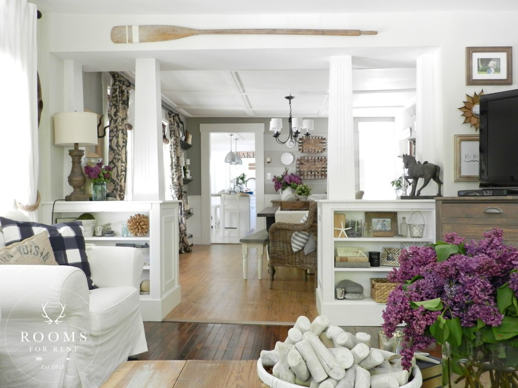 Rooms: Living Room Progression