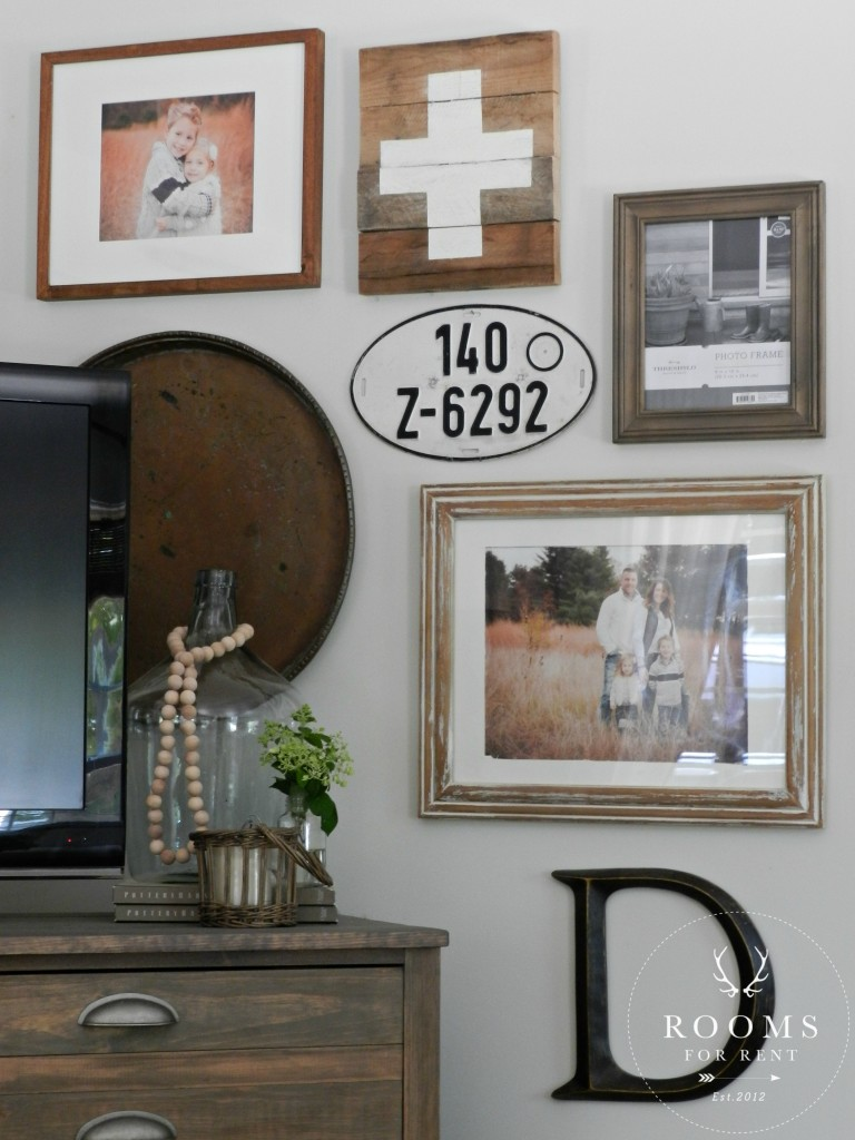 How To Create A Gallery Wall City Farmhouse