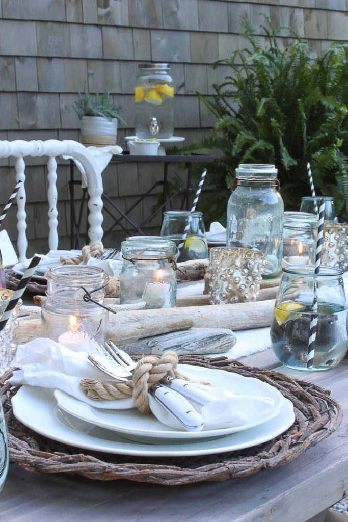 Summer Outdoor Dining   Rooms FOR Rent Blog