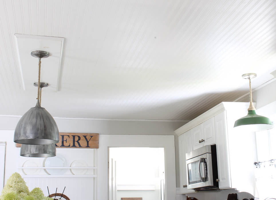 Kitchen Ceiling Wallpaper Revealed Rooms For Rent Blog