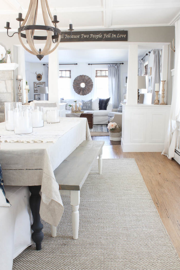 Neutral Dining Room Rug Rooms For Blog