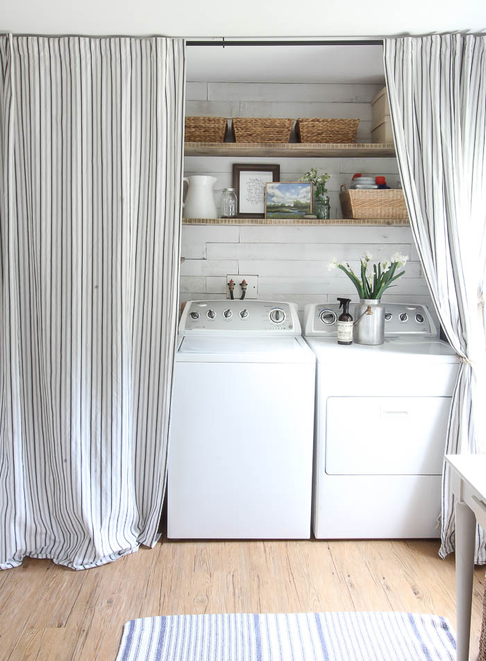 Farmhouse Laundry Room Makeover Rooms For Blog