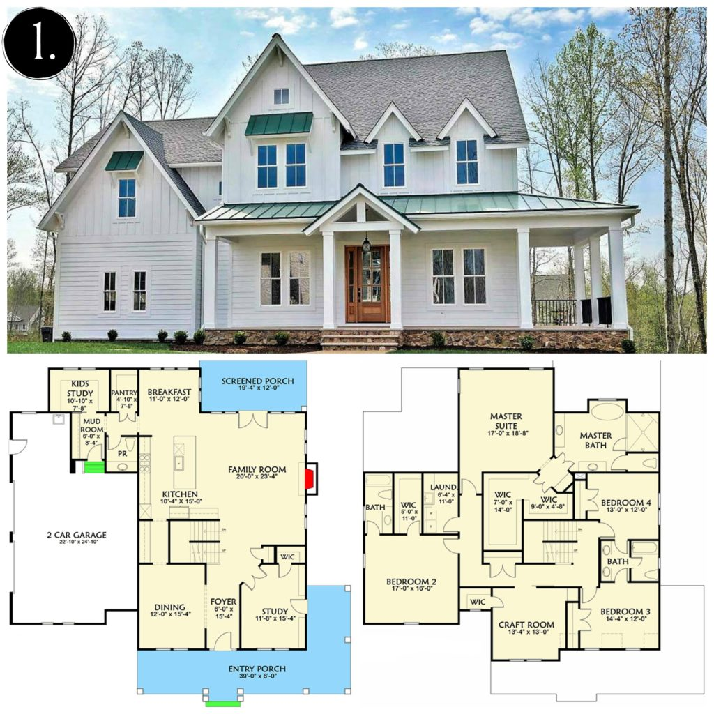 farm house plan 10 modern farmhouse floor plans i rooms for rent 11620