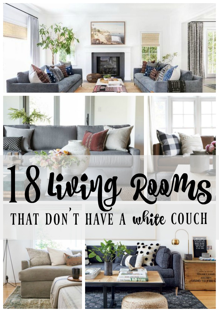 Astonishing 18 Living Rooms That Dont Have A White Couch Rooms For Evergreenethics Interior Chair Design Evergreenethicsorg