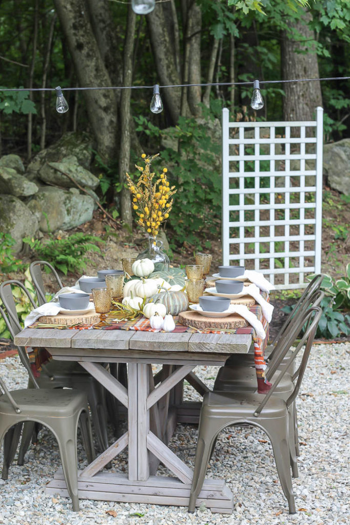Pleasing Fall Tablescape 2019 Rooms For Rent Blog Home Interior And Landscaping Palasignezvosmurscom